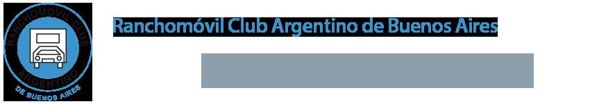 Logotipo del Ranchomovil Club Argentino de BsAs